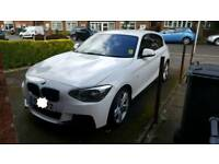BMW MSPORT 116D LOW MILEAGE