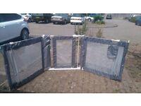 Secure custom fit gate