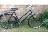New Hudson lovely vintage adults bike only £65 only