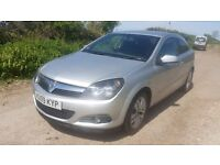 2009 (09) Vauxhall Astra SXI 1.6 Petrol, LOW MILEAGE, 1 Year Mot, FREE Delivery