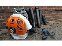 New, never used STIHL BR 600 Magnum backpack blower for sale.