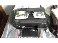 HP wireless Inkjet Printer scanner copier