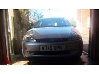 ford focus with extras spares or repair