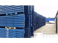 joblot redirack pallet racking AS NEW( storage , shelving )(1000 bays availabe)