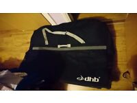 Bike bag - for travel - with wheels