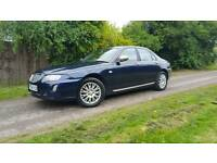 Rover 75 connosseur se with november mot