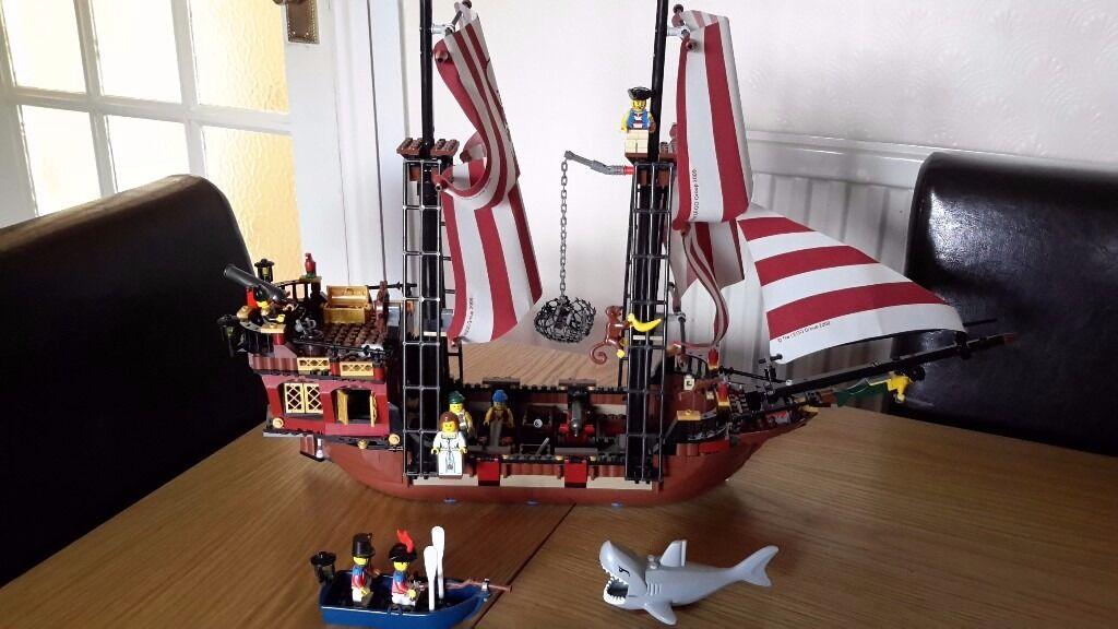 Lego Pirate Ship 6243 In Bridgwater Somerset Gumtree