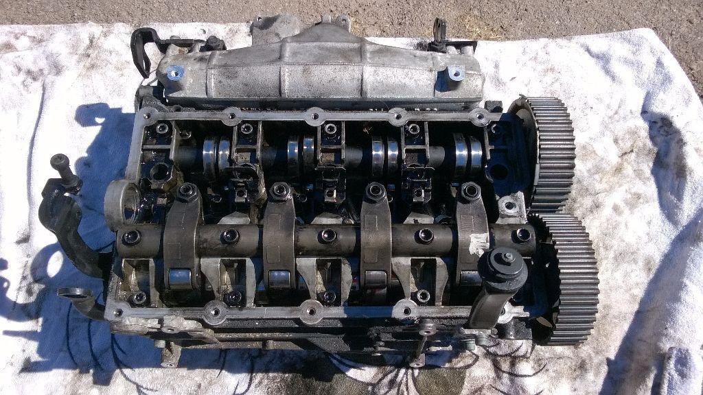 Cylinder Head From Mk5 Vw Golf 2 0tdi Bkd Engine In