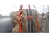 Coach x 1 . used/ second hand