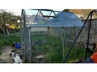 Medium sized greenhouse