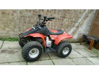 50cc quad ready to go very good condition