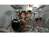 TAMA Rockstar Custom 10-peice Drum Kit