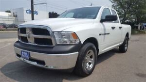 2012 Ram 1500 ST|4x4|Crew Cab|One Owner|Accident Free