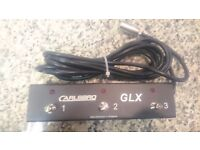 Carlsbro GLX 3-way Footswitch