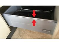 WANTED Wellmann Kitchen Unit Drawer Side Bar 480mm long