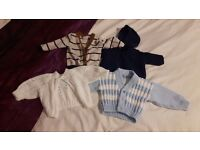 Boys Newborn/up to 1 month/ up to 10lb bundle