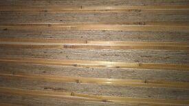 Natural Bamboo-Seaweed Wallpaper/ Wall-covering