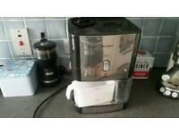 Breville instant cappuccino machine