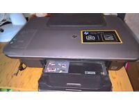 hp printer.hardley used