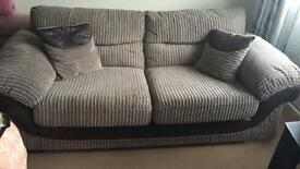 *new* 3 seater sofa
