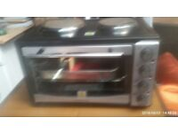 Mini Kitchen Oven with Hobs 3000W