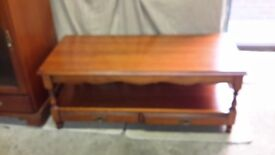 Rosewood furniture for sale and MARBLE fire surround