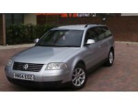 vw passat 1.9 tdi highline estate 54 reg