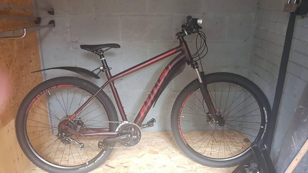 Ghost Mountain Bike For Sale In Old Swan Merseyside Gumtree