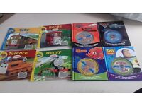 Childrens Book and CD Stories