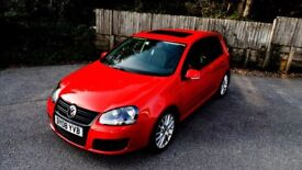VW GOLF 2.0 TDI GT (140) New cambelt&water pump- new discs and pads all round