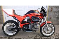 BUELL M2 CYCLONE 1200 CUSTOM CAFE RACER FLAT TRACKER AWESOME