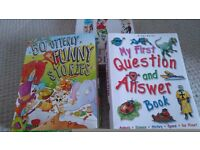 Three childrens books