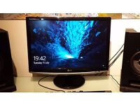 "Great 22"" LG PC Monitor for Sale"