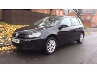 VW GOLF 1.6 TDI MATCH FOR SALE