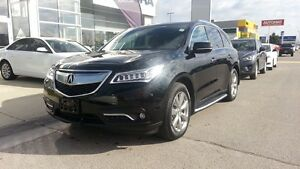 2016 Acura MDX Elite Was $58,991 Now $56,991  Executive Demo, H