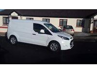 Ford transit double cab 1.6 115 ps NO VAT