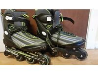 Almost As New - Men's Inline Skates Size 8 (42)
