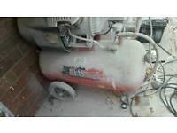 Hyas 50 ltr compressor