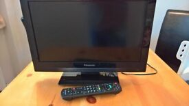 "Panasonic Viera TX-L19E3B LED-LCD 19"" TV"
