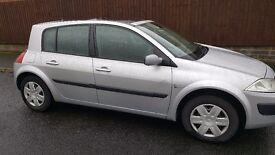 2005 Renault Megane 1.6 O.N.O