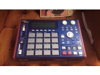 Samplers (MPC 1000 & E-Mu e6400)