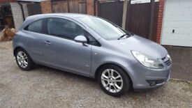 AUTOMATIC CORSA LOW MILAGE