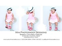 Half term Photoshoots... 24th-28th October