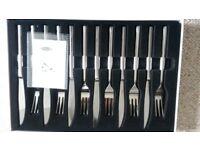 Beautiful cutlery set
