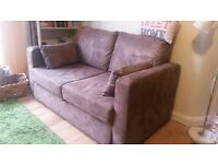 2 seater sofa-bed for sale