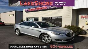 2014 Ford Taurus SEL HEATED SEATS VOICE COMMAND Windsor Region Ontario image 1