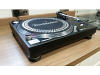 Technics SL-1210Mk2 Vinyl Turntable. - Refurbished.