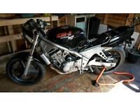 Honda cb 1 400