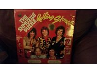 Rolling Stones collectors schmuzzle puzzle - great gift!