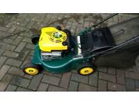 Petrol lawnmower 6hp self propelled